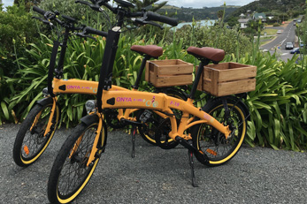Electric Bike Hire