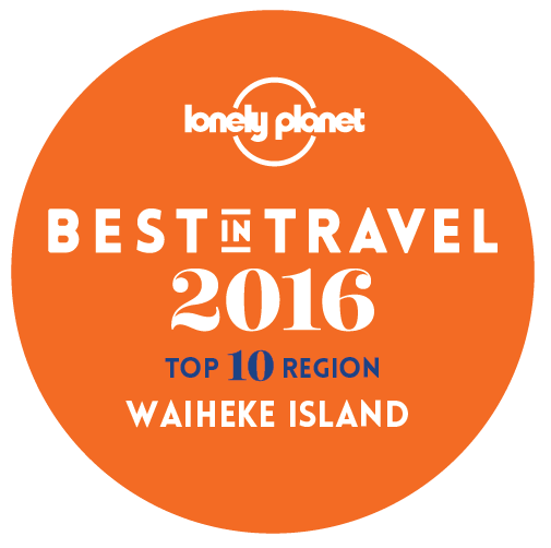 Waiheke Island Best in Travel 2016